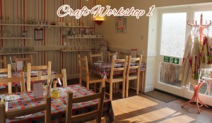 Craft workshop Ipswich Suffolk. Craft studio 2
