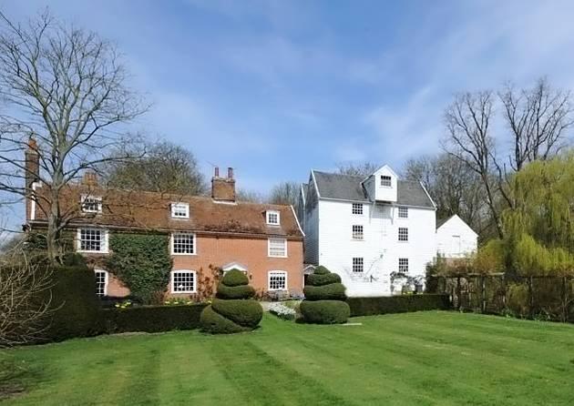 Kersey Mill, Hadleigh Suffolk