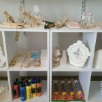 Fun with wood at Glass & Craft Kersey Mill Hadleigh