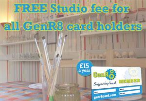 GenR8 Card Ipswich