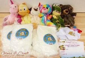 Build bear party kits Hadleigh Ipswich Suffolk