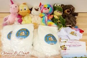 Build bear party kits Hadleigh Ipswich Suffolk