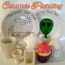 Ceramic painting ipswich, ceramic painting hadleigh, ceramic painting Suffolk